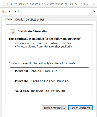 Digital Certificates- When the Chain of Trust is Broken