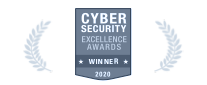 Cyber Security Excellence Awards winner 2020